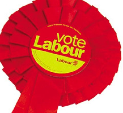 Vote Labour 22nd May