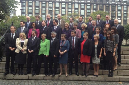 labour's new shadow cabinet