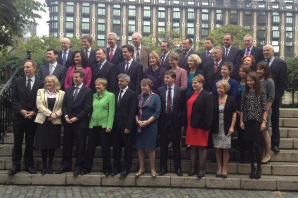 Photo Labour S New Shadow Cabinet Labourlist