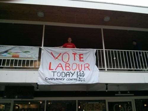 lancaster university labour