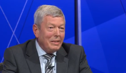 Alan Johnson Question Time