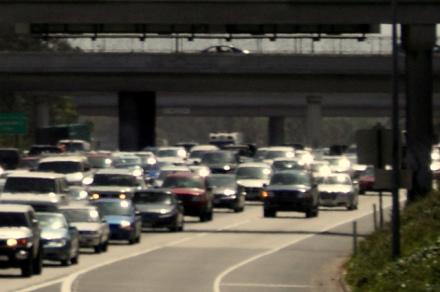 car traffic congestion
