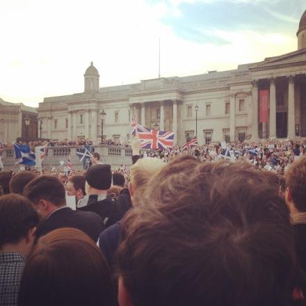 Let's Stay Together Scottish Referendum independence better together
