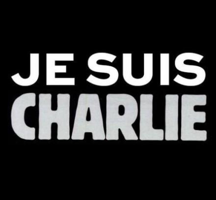 Je Suis Charlie Hebdo Paris attack