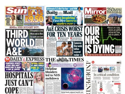 Image result for nhs crisis