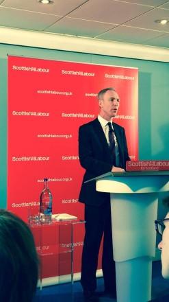 Jim Murphy Scottish Labour