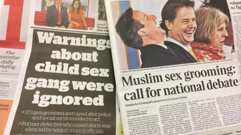 Image result for paedophiles muslim gangs