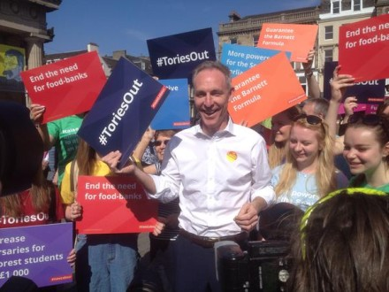 Jim Murphy Scottish Labour