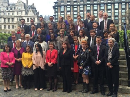 Labour's new MPs