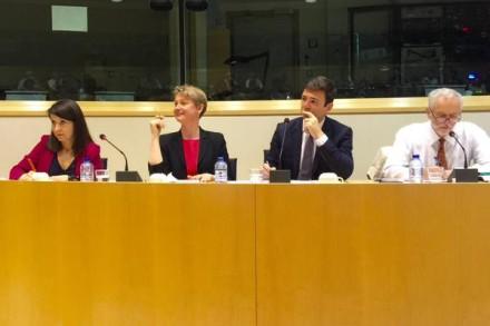 Leadership hustings Brussels