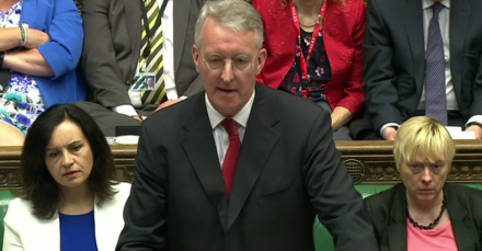 Labour won't support airstrikes in Syria, says Hilary Benn