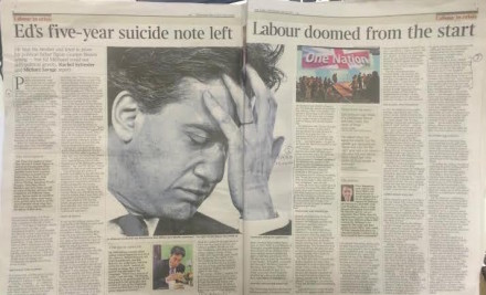 Miliband The Times