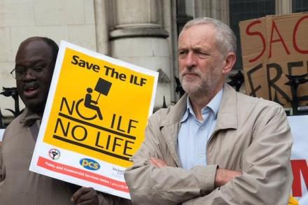 Corbyn ILF