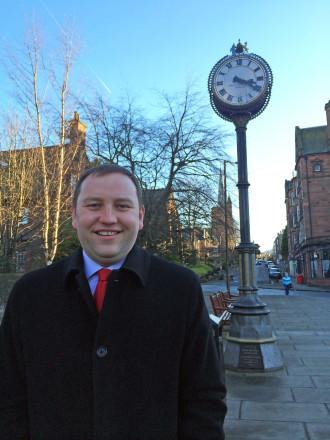 Ian_Murray_MP_Morningside_Clock2