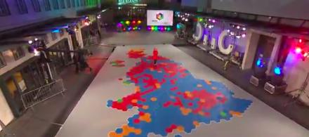 BBC election map