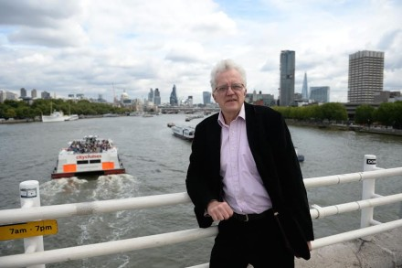 Labour candidate for Mayor of London Christian Wolmar. London 28/06/2015