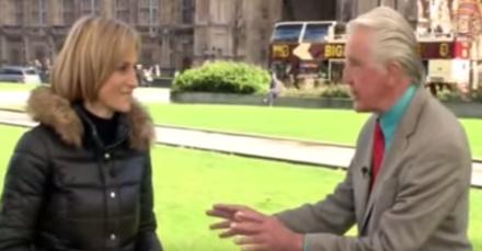 Dennis Skinner Emily Maitlis BBC