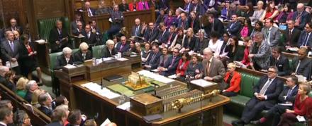 Jeremy Corbyn PMQs parliament commons