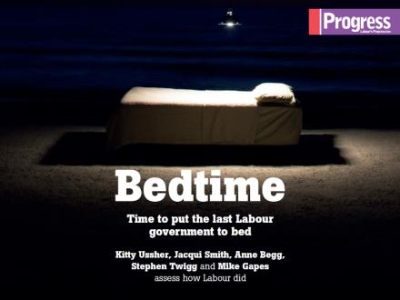 progress bedtime