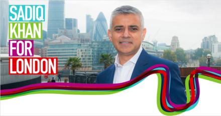Sadiq Khan for London