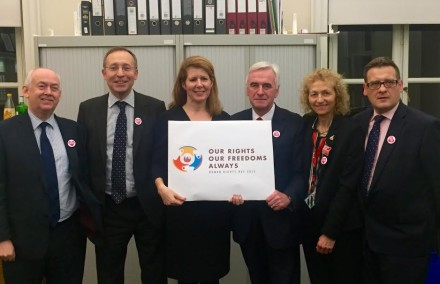 McDonnell human rights