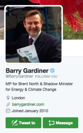 Barry Gardiner