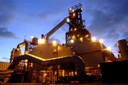 Port_talbot_steel plant