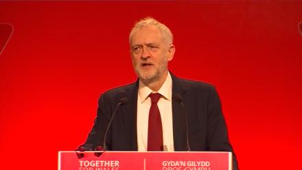 Jeremy Corbyn Welsh Labour