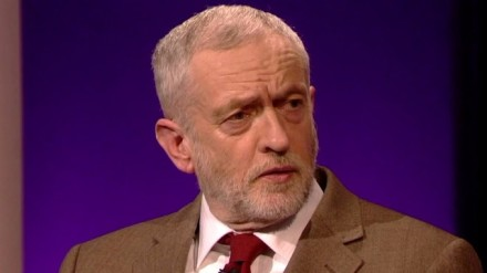 Jeremy Corbyn on ITV The Agenda