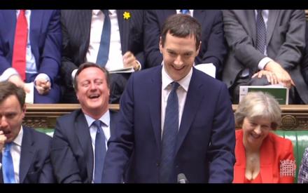 Budget 2016 George Osborne