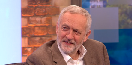 Jeremy Corbyn on Peston