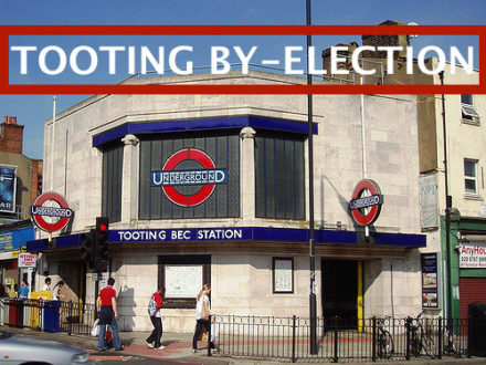 tooting by-election