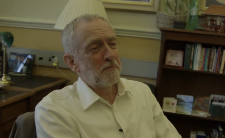 Corbyn vice documentary