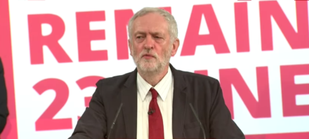 Jeremy Corbyn EU ref