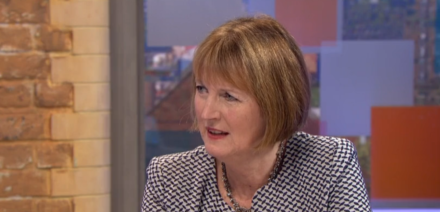Harriet Harman on Peston
