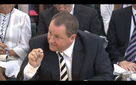 Mike Ashley - Sports Direct boss