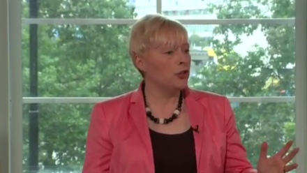 Angela Eagle leadership speech