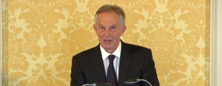 Tony Blair Chilcot Iraq