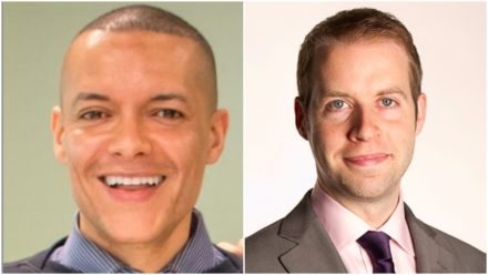 Clive Lewis Jonathan Reynolds