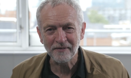 jeremy corbyn world transformed video