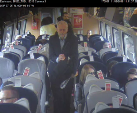 Virgin Slams Corbyn for Misleading Footage