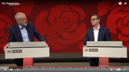 c4e5edb6d950f3 After months of the candidates tackling each other, tonight was the moment  the audience took on Labour - LabourList