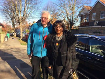 diane-abbott-campaigning-for-christian-wolmar