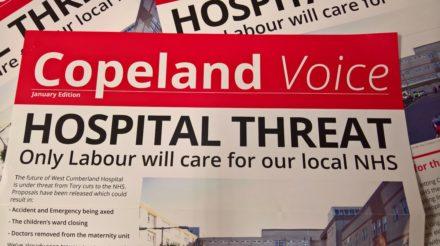 copeland-voice-hopsital-threat-leaflet-nhs