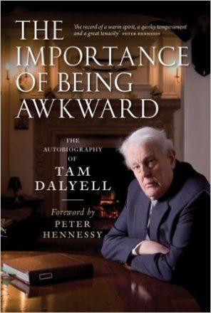 Tam Dalyell book