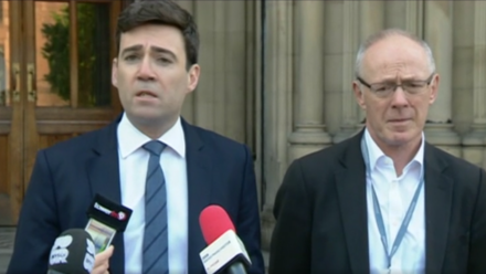 Manchester Bombing 'Act Of Evil', Says City's Mayor Andy Burnham