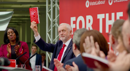 Act on anti-Semitism or face 'eternal shame', deputy leader of UK's Labour