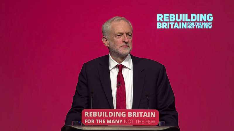 Unions release joint statement on Labour suspension of Corbyn