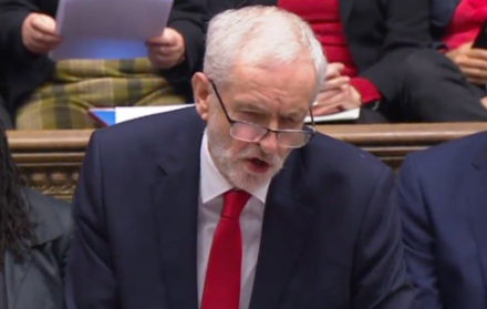 Corbyn calls vote to remove May - as no deal Brexit advances