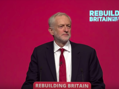 Jeremy Corbyn conference 2018